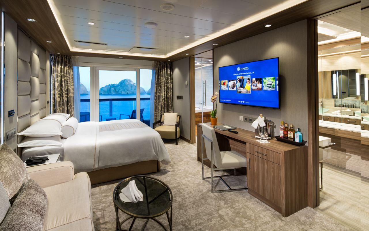 Azamara Cruises - Galeria