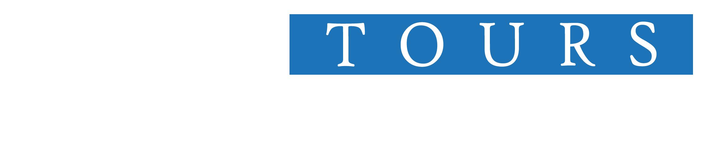 Grand Tours Logo White